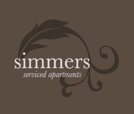 Simmers Serviced Apartments Logo